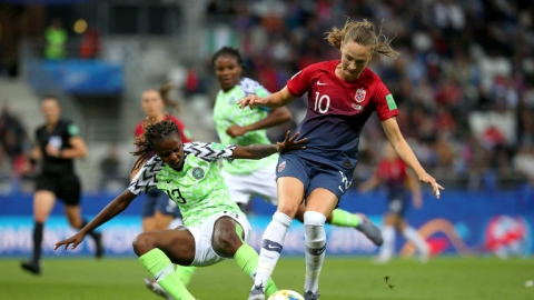 Norway versus Super Falcons