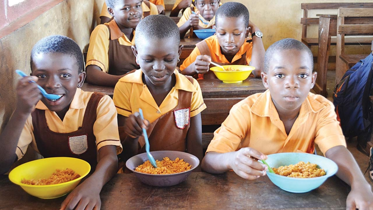 Why We Stopped The School Feeding Programme In Some States - Uwais