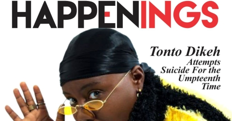 Happenings Newsletter: Is Teni Makanaki Suffering Singer's Block?
