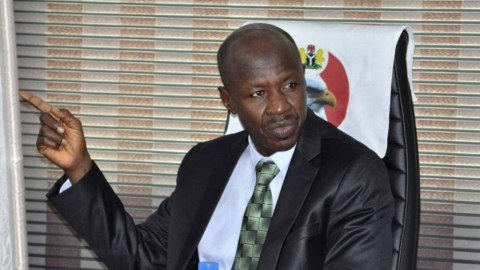 Intelligence Is Our Success Secret At EFCC - Magu