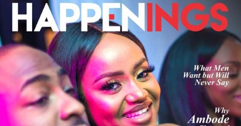 Happenings Newsletter: Is Chioma Pregnant with Davido's Third Child?