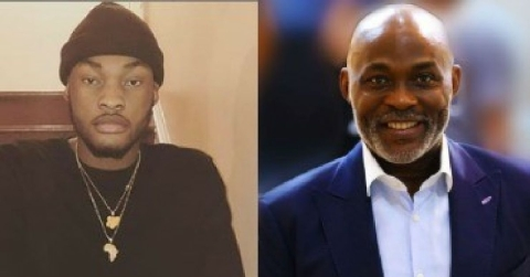 Richard Mofe-Damijo Scripts Open Letter To His Son As He Clocks 18
