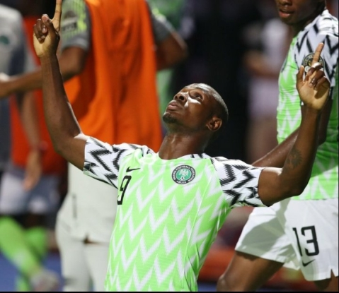 Odion Ighalo's Strike Seals Third Position For Nigeria