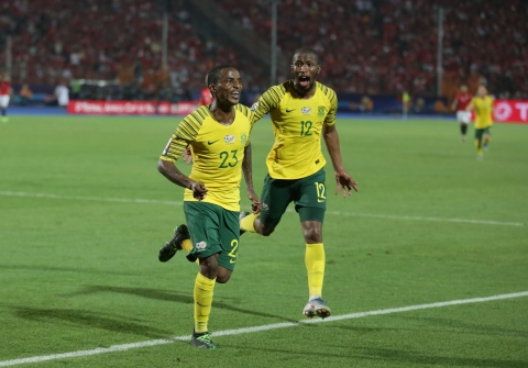 South Africa Crush Egyptian Hearts To Set Up Quarter-Final Clash With Nigeria