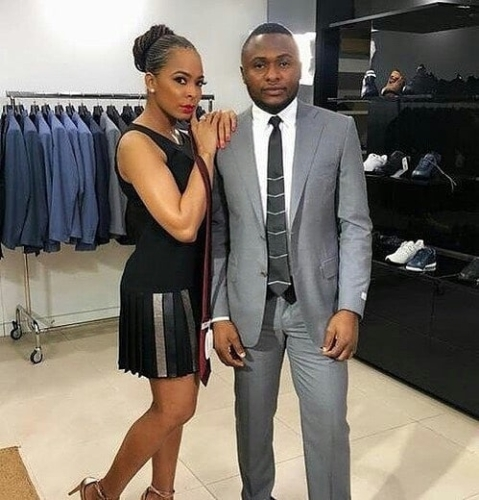 Ubi Franklin and TBoss