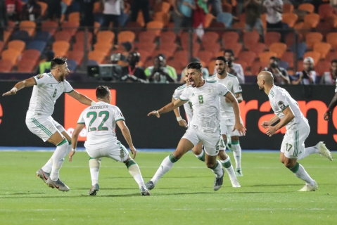 Senegal 0-1 Algeria: Early Goal Clinch AFCON Title For The Foxes