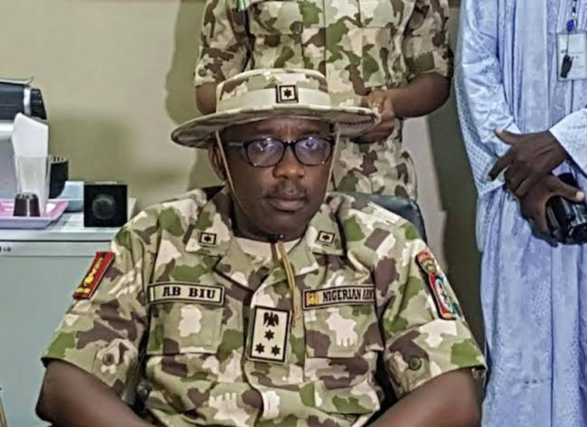 """""""Such Misinformation Is Rather Unfounded,"""" Major Abdulmalik Says"""