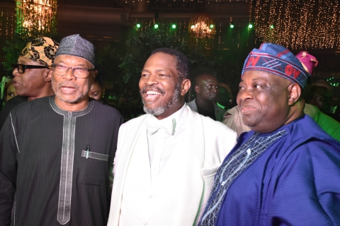 Nduka Obaigbena at 60