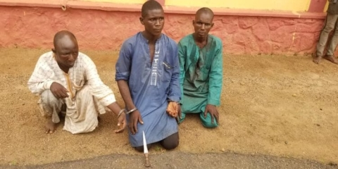 Three Herdsmen Arrested For Killing A Farmer In Ogun State