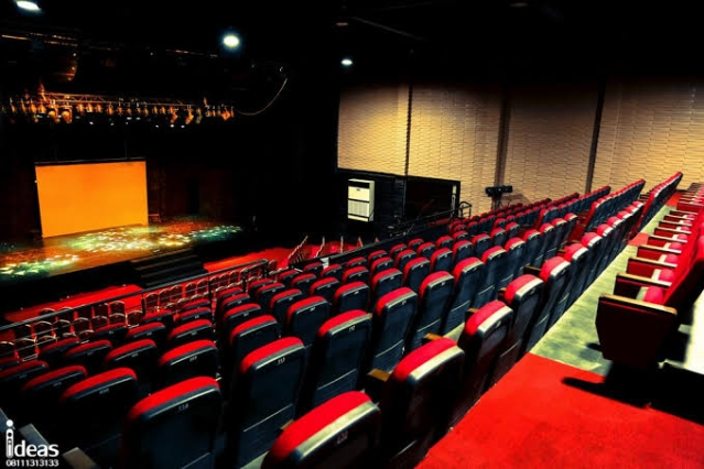 The theatre at Terra Kulture