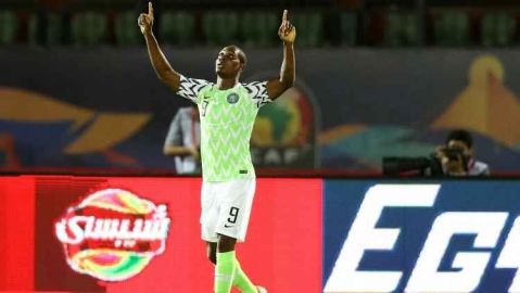 Odion Ighalo Wins AFCON 2019 Golden Boot Award