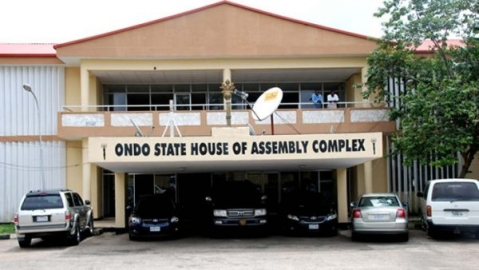 Ondo State House of Assembly Complex