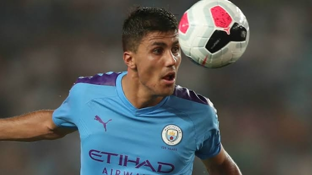 7. Rodri (23 years, Midfielder, Atletico to Manchester City, €70m)