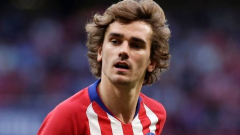 Atletico Expresses Disgust At Both Griezmann And Barcelona Over Transfer Talks Revelation