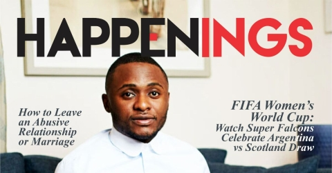 Happenings Newsletter: Fake it Till You Make It (A Tale of Nigerian Celebrities)