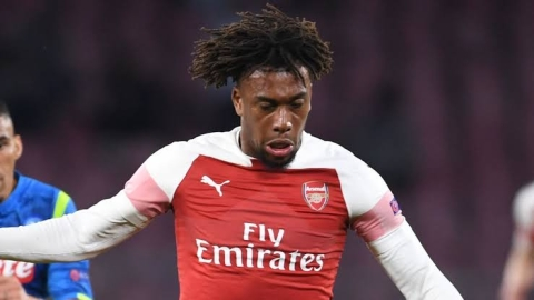 'I Hope We Sign World-Class Players' - Iwobi Debunks Report Arsenal Exit Reports