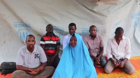 Presidency Reacts To Video Of Abducted Aid Worker Claiming Leah Sharibu Has Been Killed
