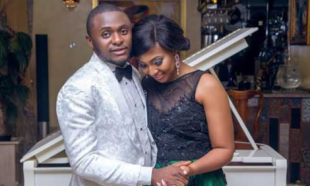 BREAKING! Judge Declines Ubi Franklin And Lilian Esoro's Request For Divorce