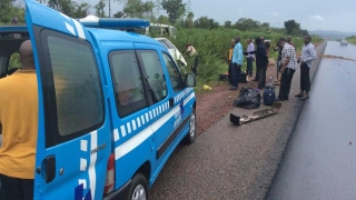 Pregnant Woman Burnt To Death In Fatal Accident Along Abeokuta-Ibadan Road