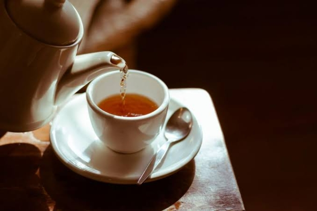 Healthy hot tea has it's own health benefits