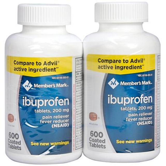 Strong pain killers like Ibruprofen can help with menstrual cramps