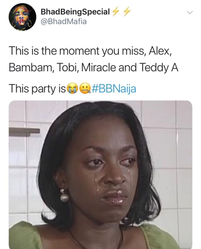 BB Naija Party