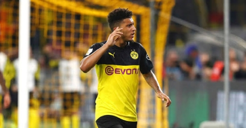 Jadon Sancho Breaks Another Bundesliga Record