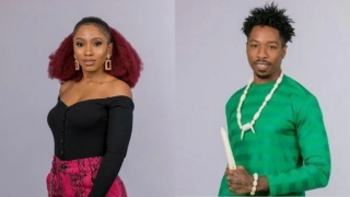 #BBNaija: I Want To F**k You So Bad - Ike Opens Up To Mercy