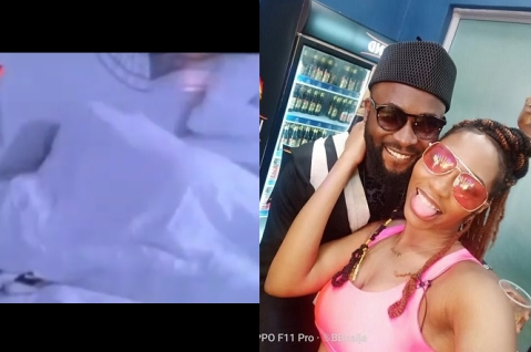 BBNaija: Gedoni Promises To Date Khafi As They Have S*x Again