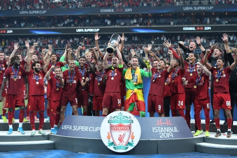 UEFA Super Cup: Liverpool Edge Chelsea 5-4 On Penalties In Thrilling Encounter