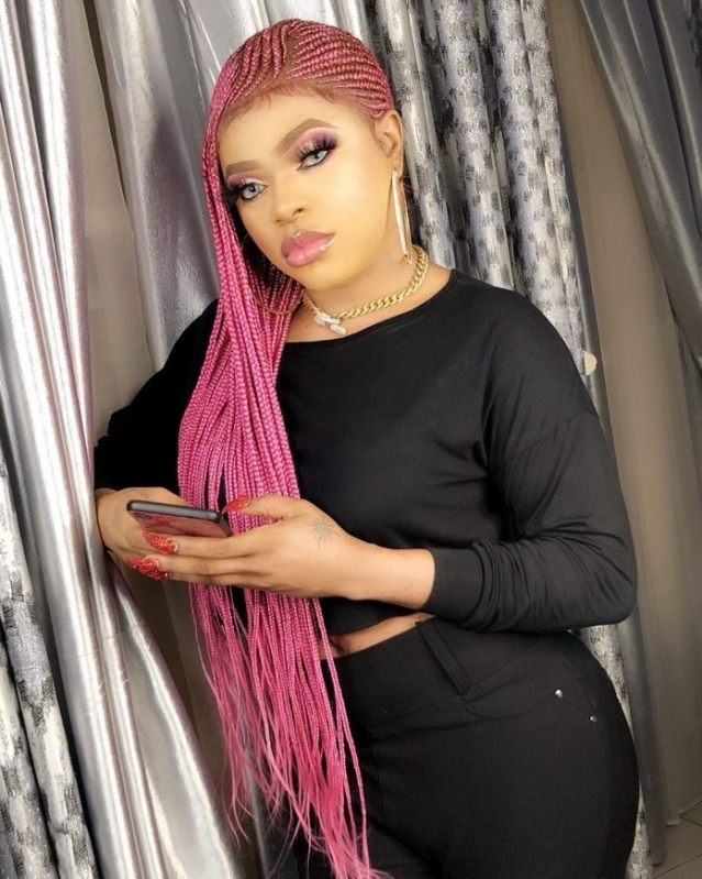 Nigerian Government Calls Bobrisky A National Disgrace, Vows To Deal With Him