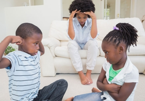 5 Ways To Stop Your Kids From Fighting