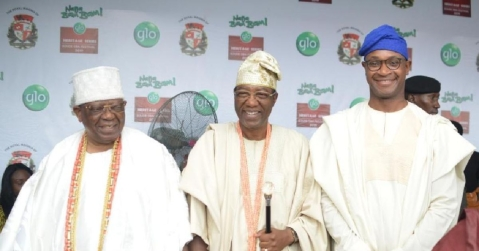 Ojude Oba 2019: Governor Abiodun, Gbenga Daniel, Others Attend (Photos)