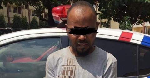 RRS Operatives Arrest Agent Who Uses House Maids To Steal From Employers