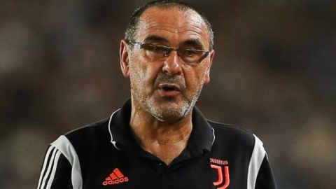 Maurizio Sarri To Miss Juventus' First Two Matches Due To Illness