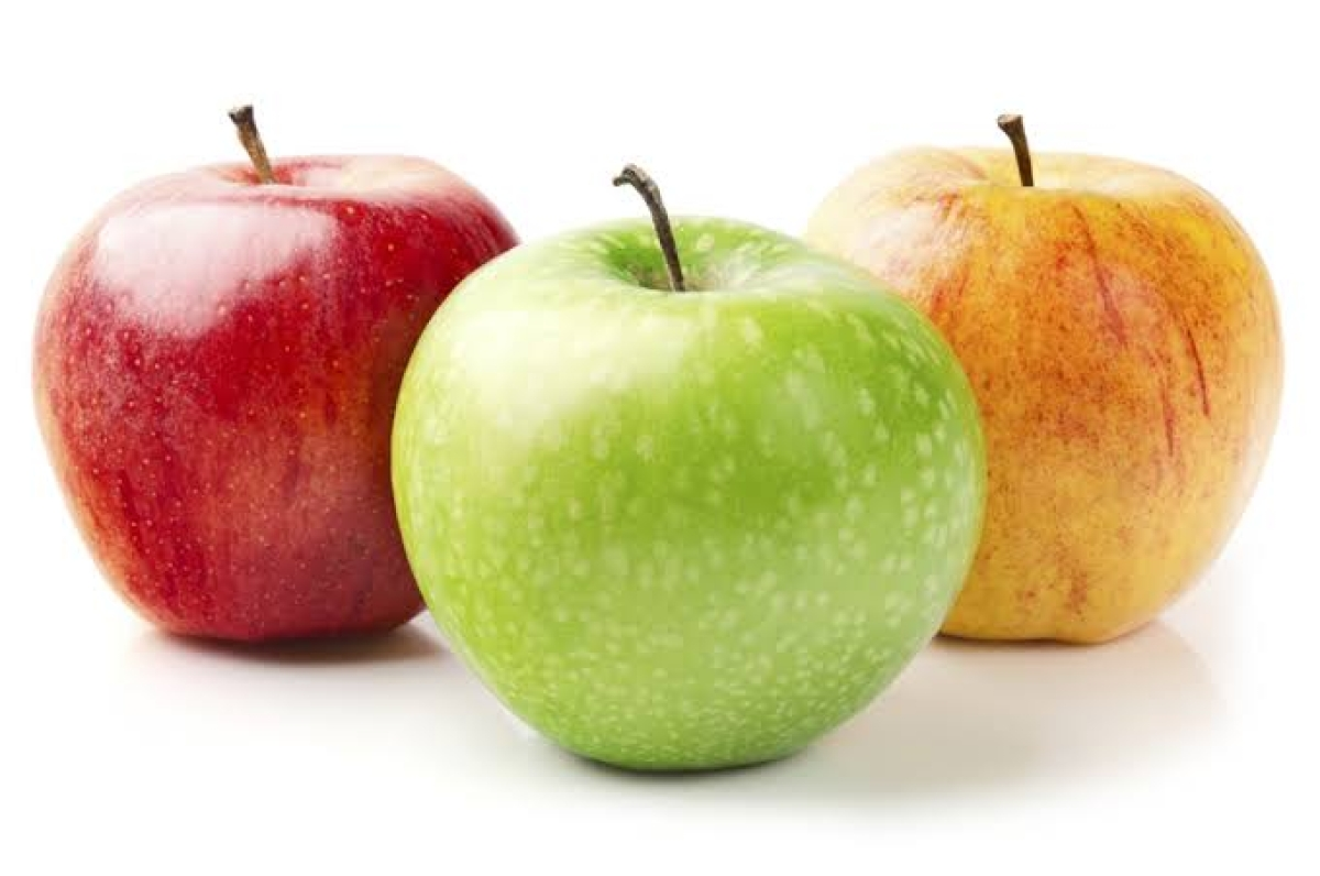 Apples are healthy for the kidney