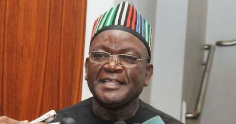 Benue State Governor