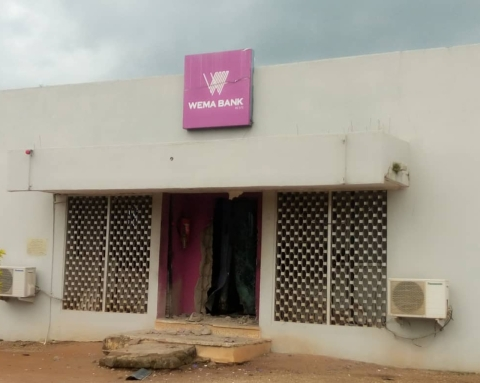 Bank In Ondo State Attacked By Gunmen