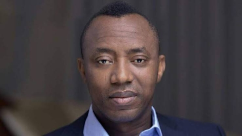 Sowore To Remain In Custody For 45 Days