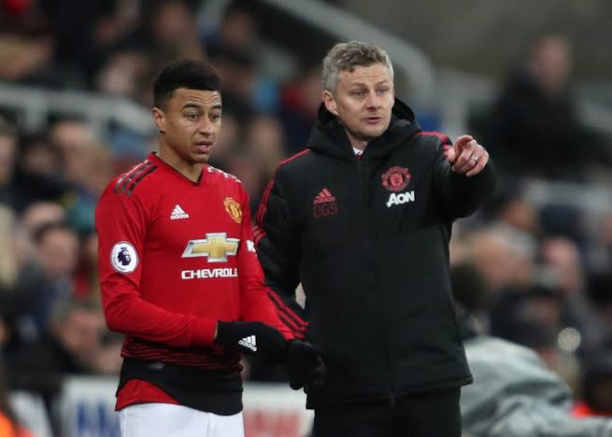Manchester United Coach, Solskjaer, Promises To Stick With Lingard