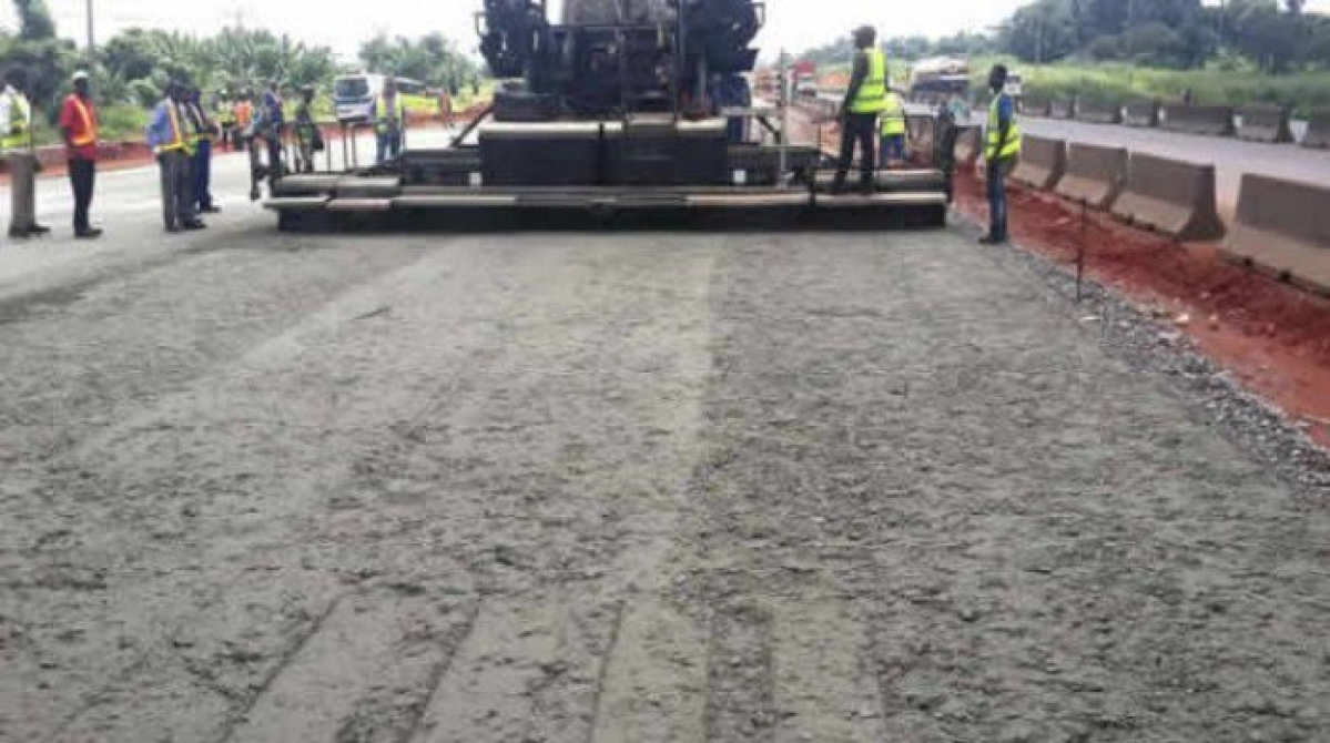 Lagos-Ibadan Expressway Construction To Be Completed December 15