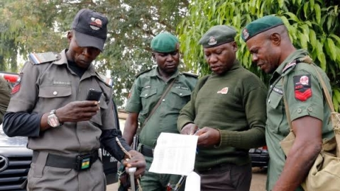 Operation Sting Recovers Arms From Makeshift Shop In Rivers State