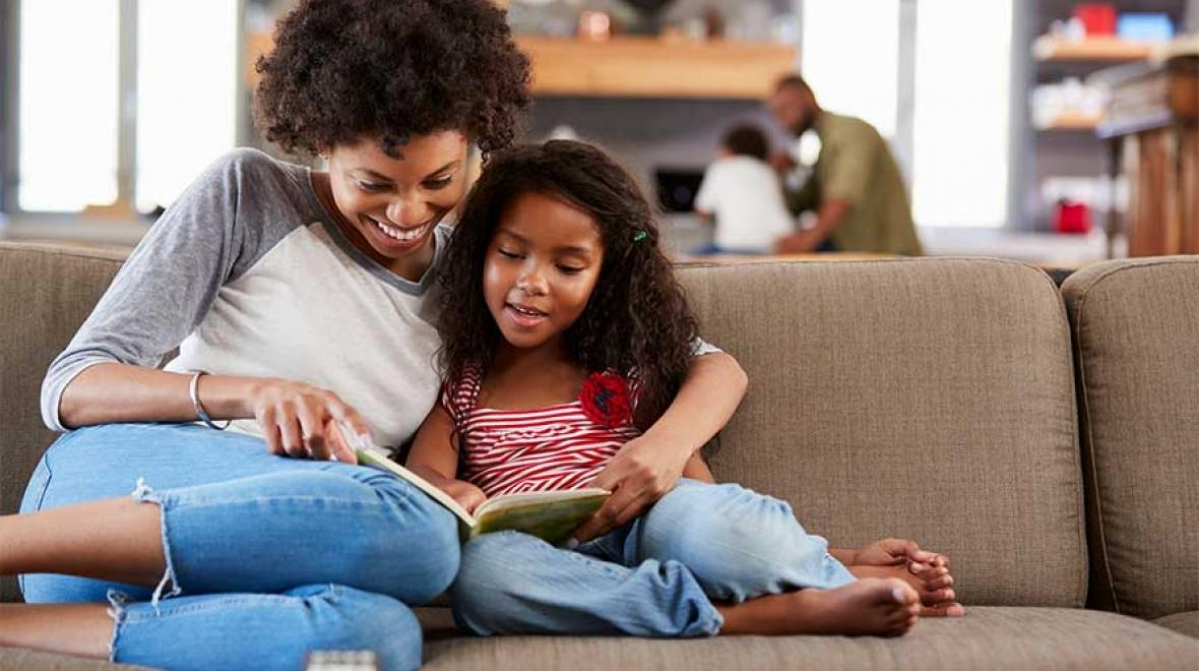 5 Reasons Why You Should Read To Your Children
