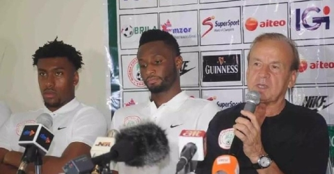 Mikel Obi Tried To Get Iwobi Dropped During AFCON 2019