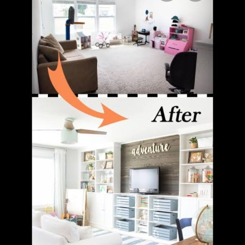 5 Inexpensive Makeovers For Your Living Room