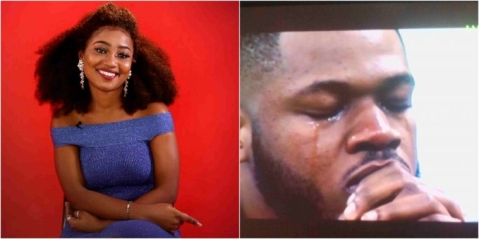 BBNaija Season 4: Twitter Reacts To Frodd Shedding Tears For Esther
