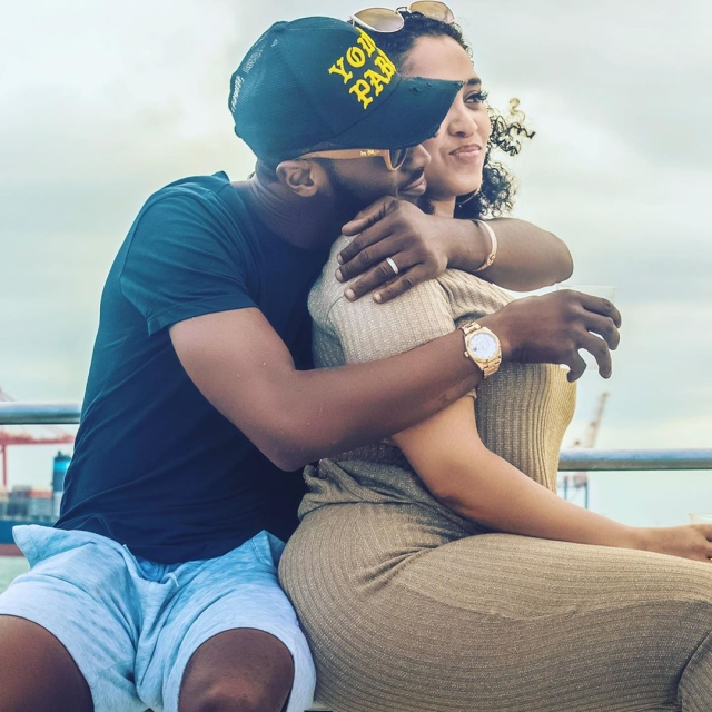 Exclusive! Singer Dbanj Welcomes Child with Wife Lineo Didi Kilgrow