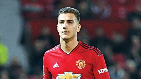 Manchester United Defender, Dalot, Receives Treatment For Recurring Hip Injury
