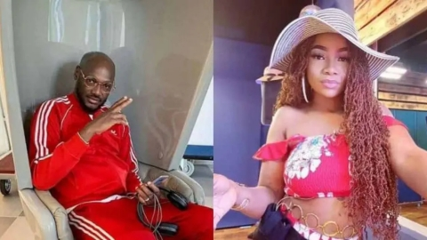 Did Tacha Really Snub TuFace During His Visit To The BBNaija House?