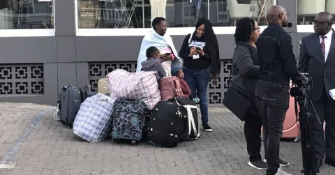 Nigerians billed to return home